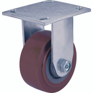 ProSource JC-P01 4 By 2 Inch Rigid Polyurethane Plate Caster