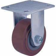 ProSource JC-P03 5 By 2 Inch Rigid Polyurethane Plate Caster