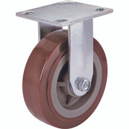 ProSource JC-P05 6 By 2 Inch Rigid Polyurethane Plate Caster