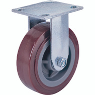 ProSource JC-P07 8 By 2 Inch Rigid Polyurethane Plate Caster