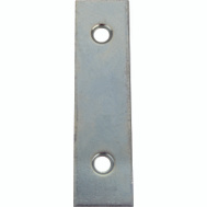 ProSource MP-Z02-013L Mending Plate 2 Inch By 5/8 Inch Zinc Plated Steel Bulk