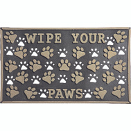 HomeBasix 08ABSHE-55 18 By 30 Inch Door Mat
