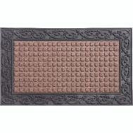 HomeBasix 08ABSHE-30 22 By 36 Inch Door Mat