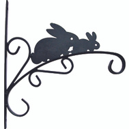Landscapers Select GF-3055 11 Inch Planter Bracket Rabbit