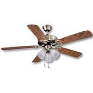 Boston Harbor CF-78042 Fan Ceil 52In 5Bld/3Lt Dual Ab