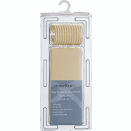 HomeBasix SD-626BG-3L Beige Vinyl Shower Curtain 70 By 72