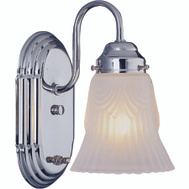Boston Harbor RF-V-026-CH3L Fixture Wall 1Lt Chrome Med Bs
