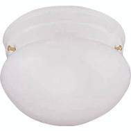 Boston Harbor F13WH01-68543L Fixture Ceil 1Lt Rd Opal White