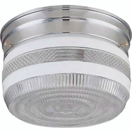 Boston Harbor F14CH02-80023L Fixture Ceil 2Lt Flush Polchrm