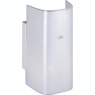 Boston Harbor V89WH01-4411H3L Fixture Bathroom Wall 1Lt Wht