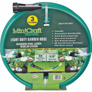 Landscapers Select GH-585023L Garden Hose Pvc 5/8 Inch By 50 Foot 3 Ply