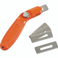 Vulcan JL-BD-093L Carpet Knife With 5 Blades