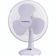 Power Zone FT-40 Fan Oscillating 3-Speed 16In