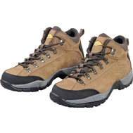 DiamondBack HIKER-1-103L Tan Nubuck Leather Hiker Style Boot Size 10 Medium