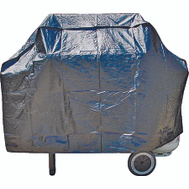 Omaha BC-SB073L 59 By 20 By 34 Inch Black Pvc Grill Cover