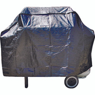 Omaha BC-SB083L 68 By 22 By 37 Inch Black Pvc Grill Cover