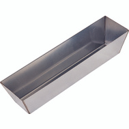 Vulcan C052253L 14 Inch Stainless Steel Mud Pan
