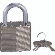 ProSource HD00012-3L 1-1/2 Inch Padlock Laminated Steel