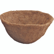 Landscapers Select T51451A-3L 12 By 12 By 7 Inch Coco Planter Liner
