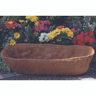 Landscapers Select T51551-3L Liner Coco Rectangle 30X9x8