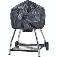 Omaha SPC053L 29 By 18 Inch Black Kettle Grill Cover
