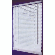 HomeBasix MBV-32X64-A3L Blind Mini Vinyl Alb 32X64in