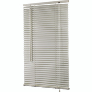HomeBasix MBV-39X64-A3L Mini Blind 39 Inch By 64 Inch Alabaster