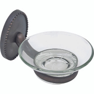 Boston Harbor L5059P-50-103L Venetian Soap Dish With Acrylic Tray Oil Rubbed Bronze