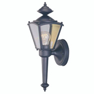 Boston Harbor 4003H-53L 1 Light Small Black Coach Lantern