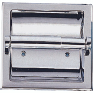 Boston Harbor CSC 107-3L Manhattan Recessed Toilet Paper Holder Chrome