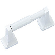 Boston Harbor L3656-51-07-3L Manhattan Toilet Paper Holder White