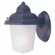 Boston Harbor AL9002H-53L Fixture Porch Wlmt 1Lt Black