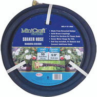 Landscapers Select HOSE-50-B-53L Soaker Hose 5/8 Inch By 50 Foot