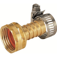 Landscapers Select GB958F3L 5/8 To 3/4 Inch Female Brass Hose End Repair