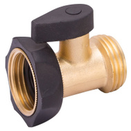 Landscapers Select GB9111A3L Hose Garden Brass Shut Off