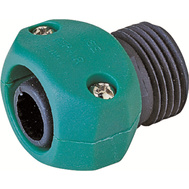 Landscapers Select GC5313L 3/4 Inch Plastic Male Hose Coupling