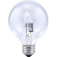 Sylvania 14191 40 Watt Incandescent Globe G25 Clear Value Pack Of 6