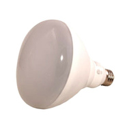 Sylvania 79512 Dimmable High Output Led Bright White BR40 Bulb 1100 Lumens 15 Watt Replacement For 85 Watt Bulbs