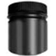 Selkirk DSP6P6-1 Stovepipe 2-Wall 6X6in Blk