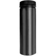 Selkirk DSP8P24-1 Stovepipe 2-Wall 8X24in Blk
