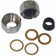Plumb Pak PP85PC Compression Nut Kit
