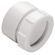 Plumb Pak 95K 1 1/2 Inch White Marvel Connector