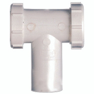 Plumb Pak PP66-7W 1 1/2 Inch Center Outlet Tee