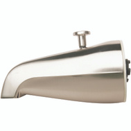 Plumb Pak PP825-31BN 3/4 Inch Bathtub Spout With Diverter