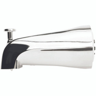 Plumb Pak PP825-37 Bathtub Spout With Diverter