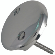 Plumb Pak PP826-11 Face Plate 2 Hole With Screws