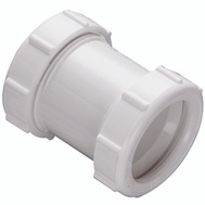 Plumb Pak PP55-4W 1 1/2 Inch Straight Extension Coupling