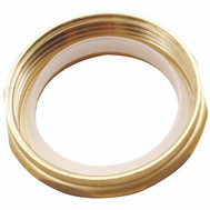 Plumb Pak PP809-18 1 1/2 By 1 1/2 Inch Brass Nut Washer