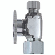 Plumb Pak PP63PCLF 5/8 By 3/8 Quarter Turn Straight Valve