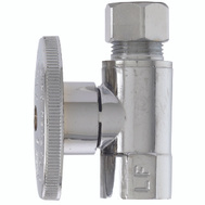Plumb Pak PP52PCLF 3/8 Fip By 3/8 Quarter Turn Straight Valve